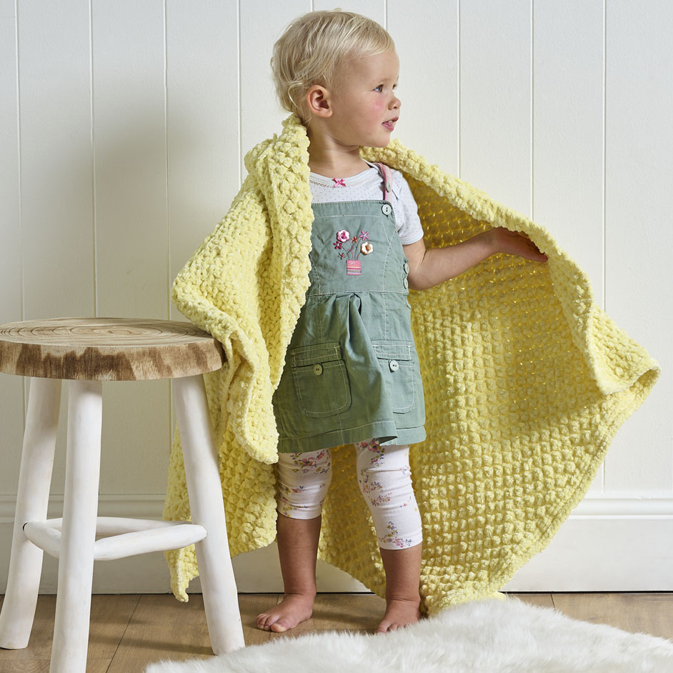Nippers Bobble Rug Project