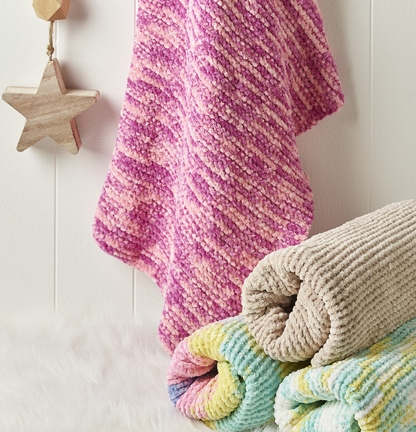 Knitting + Crochet Projects - Find All Your Needs At