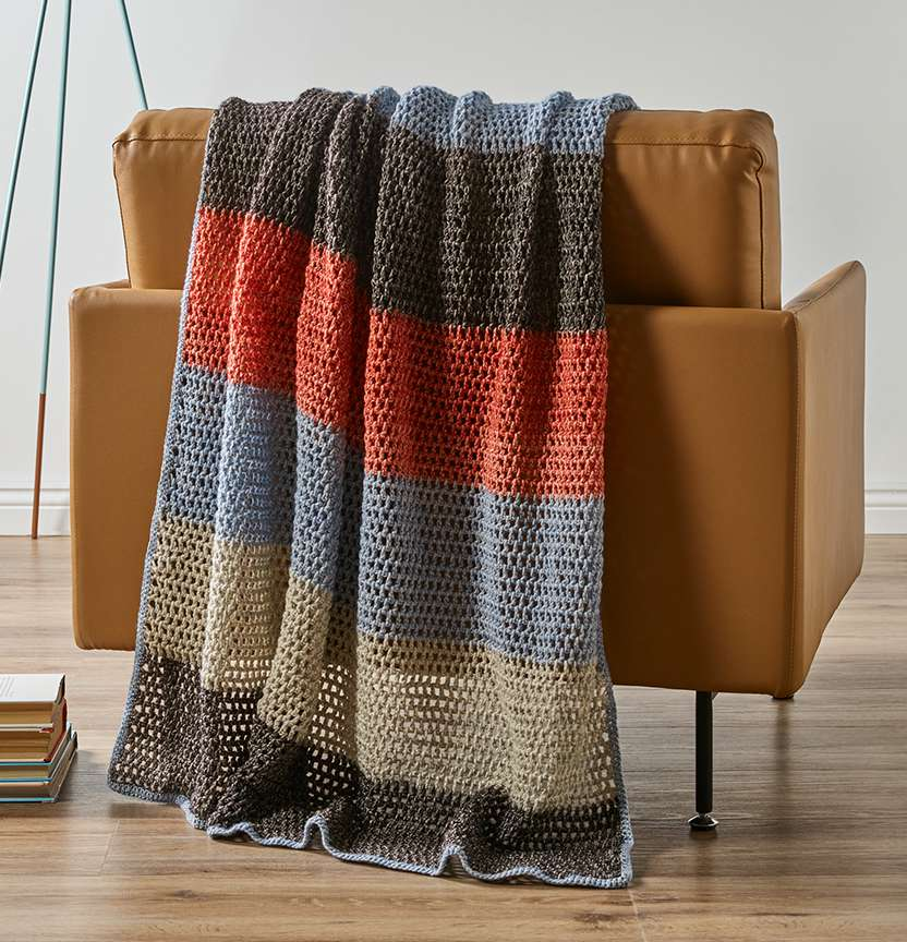 Northcote Cotton Blend Throw Project