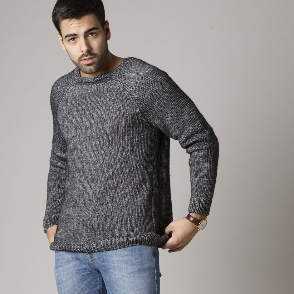 Northcote Cotton Mens Jumper Project