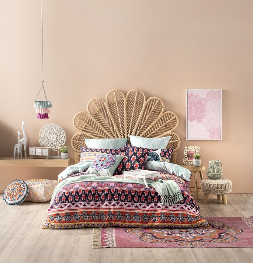 Ombre Home Boho Bloom Aziza