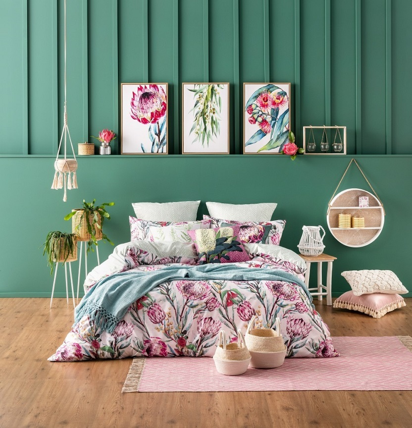 Ombre Home Boho Bloom
