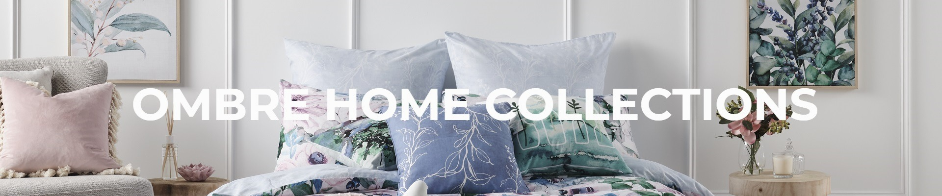 Shop Our Ombre Home Collections