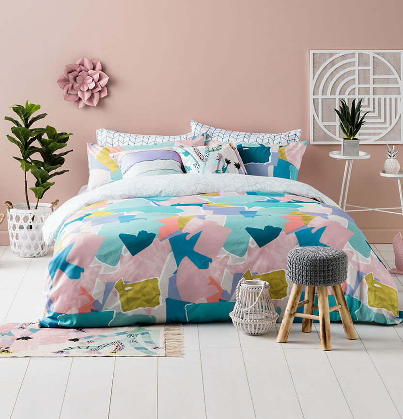 Shop Our Ombre Home Pastel Abstraction Range