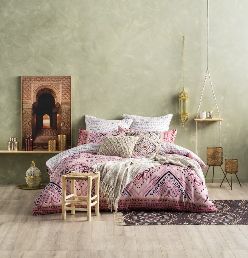 Shop The Ombre Home Desert Rose Collection