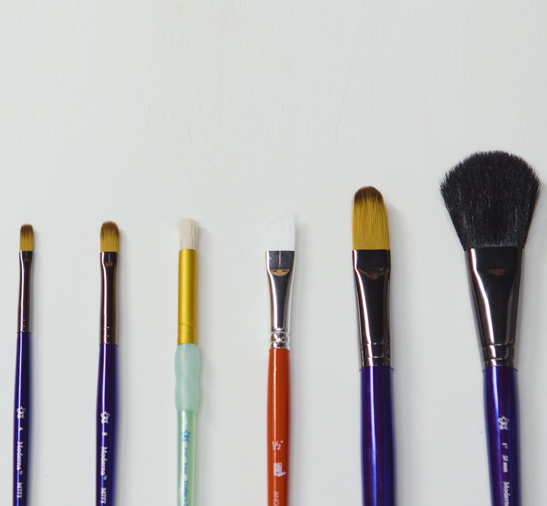 Handy Tips To Choose The Paint Brush