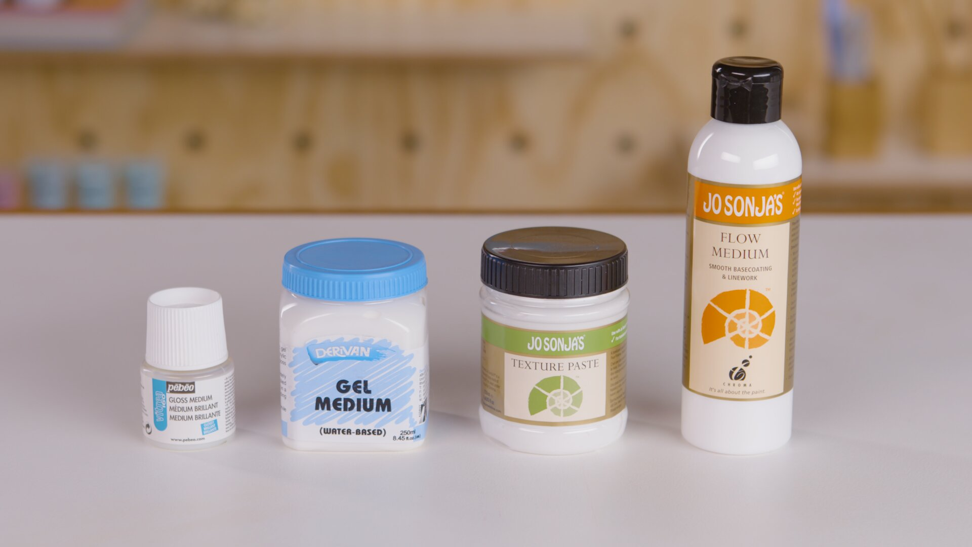 Paints & Mediums Buying Guide