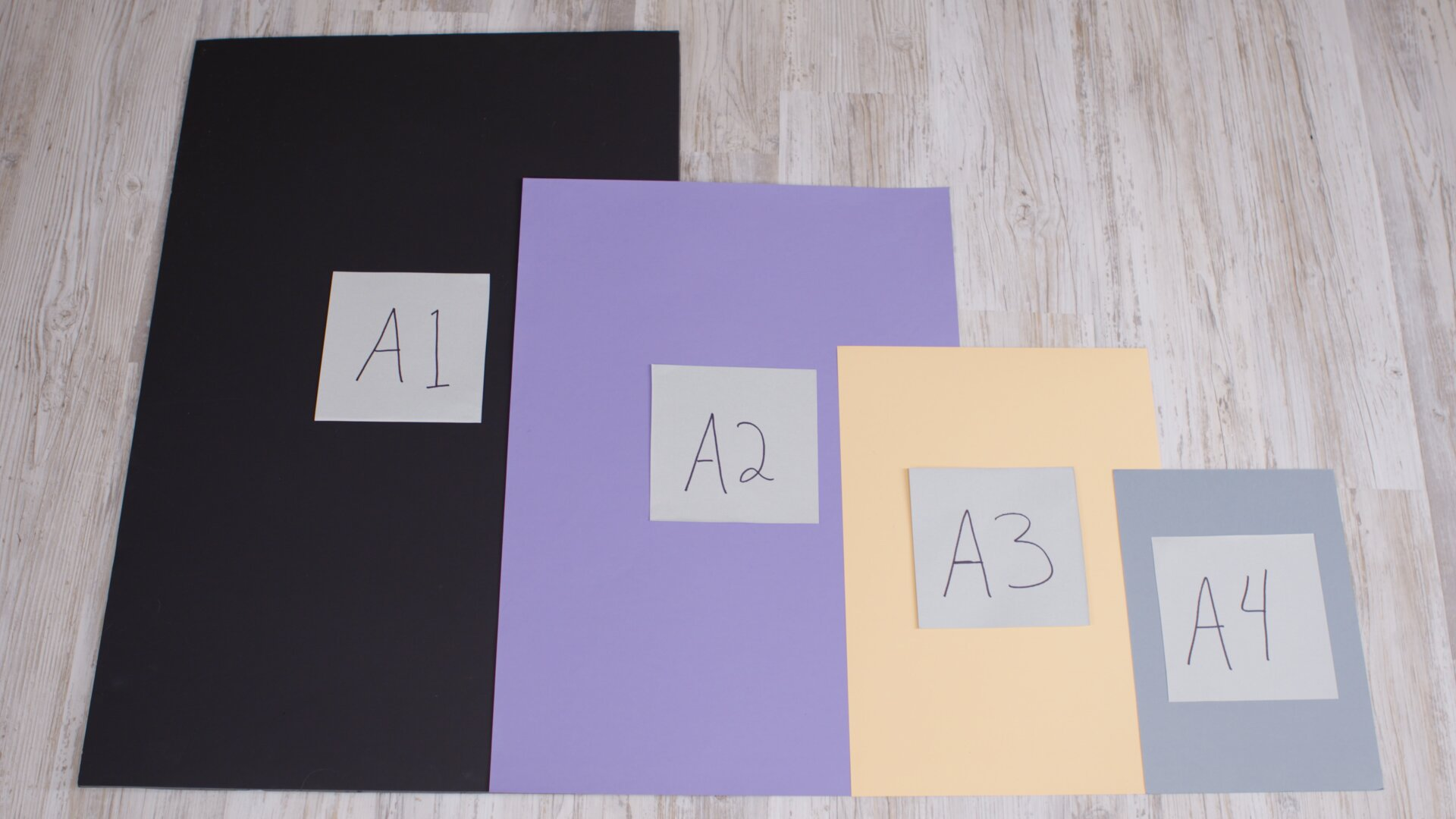 Choosing The Right Paper Size