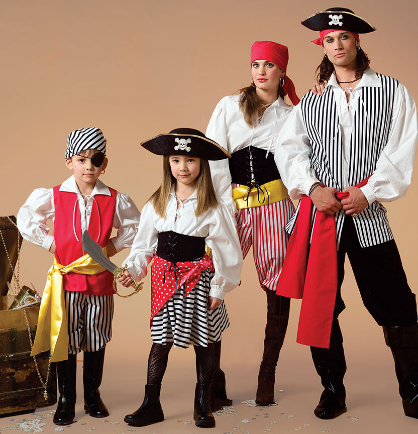 Shop Our Pirates Range