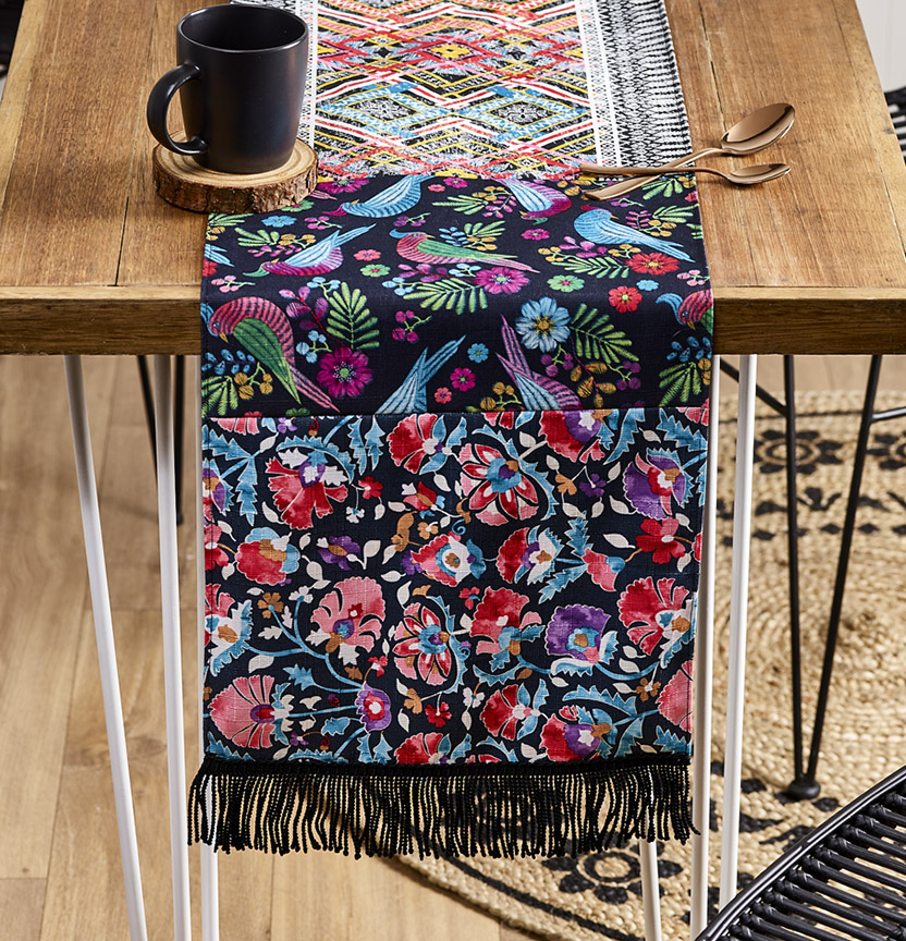 Patch Table Runner Project