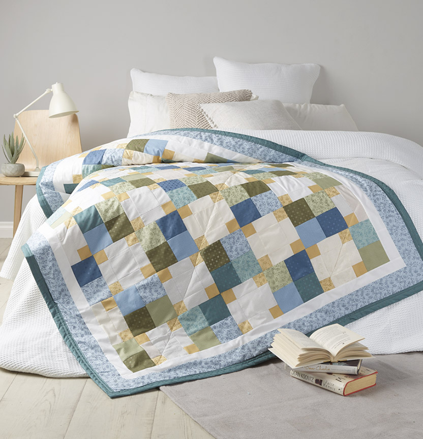 Pearl Island Quilt Project