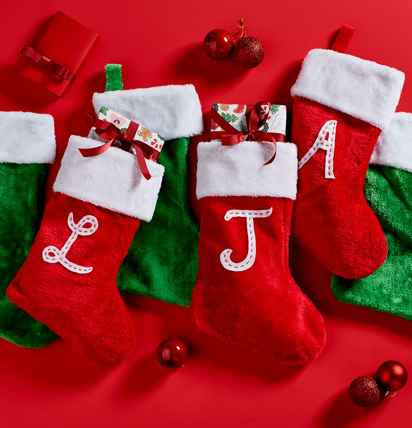 Personalised Stockings Project