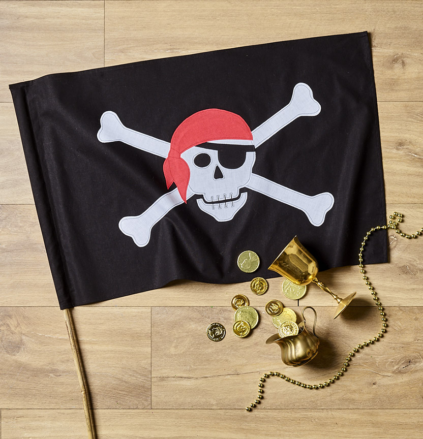 Pirate Flag Project