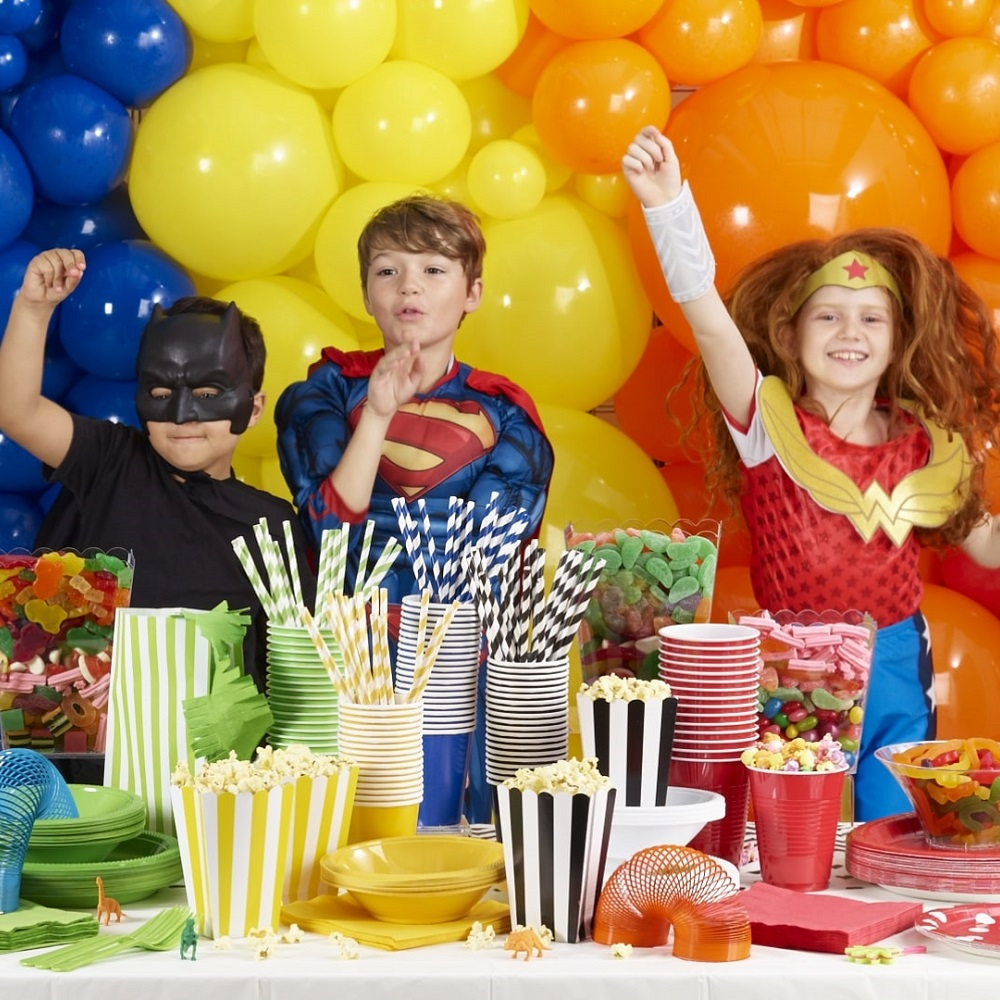 Preparing For Your Kids Party
