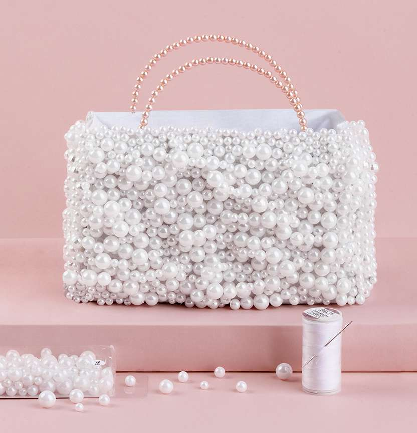 Play Jewels Pearl Bag Project