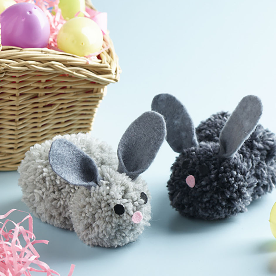 Pom Pom Bunnies Project