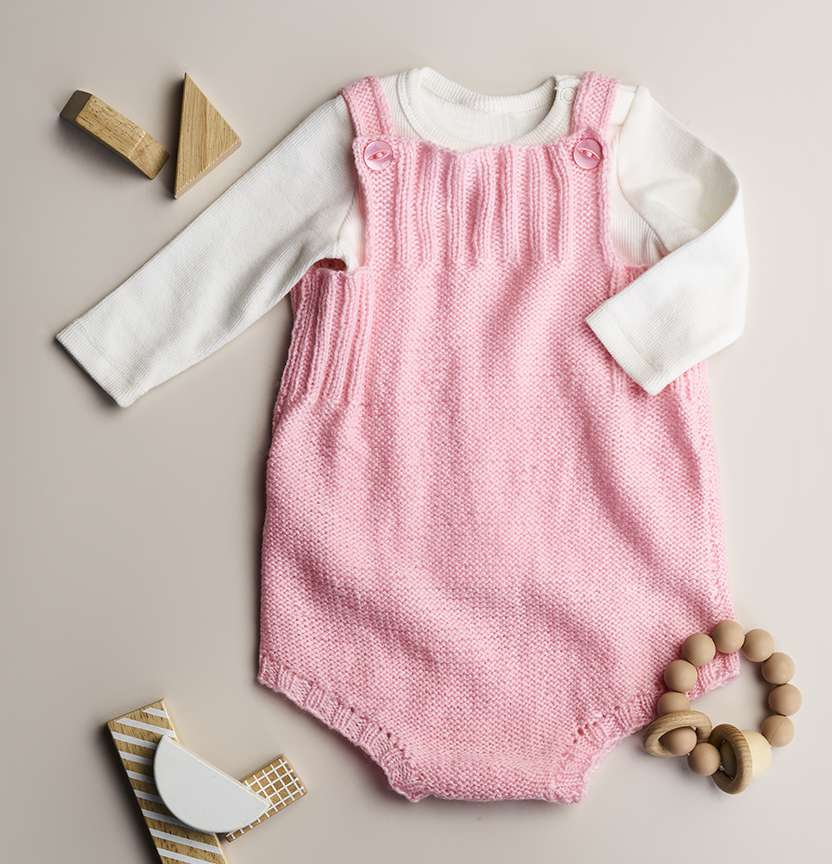 Pony Baby Rompers Project