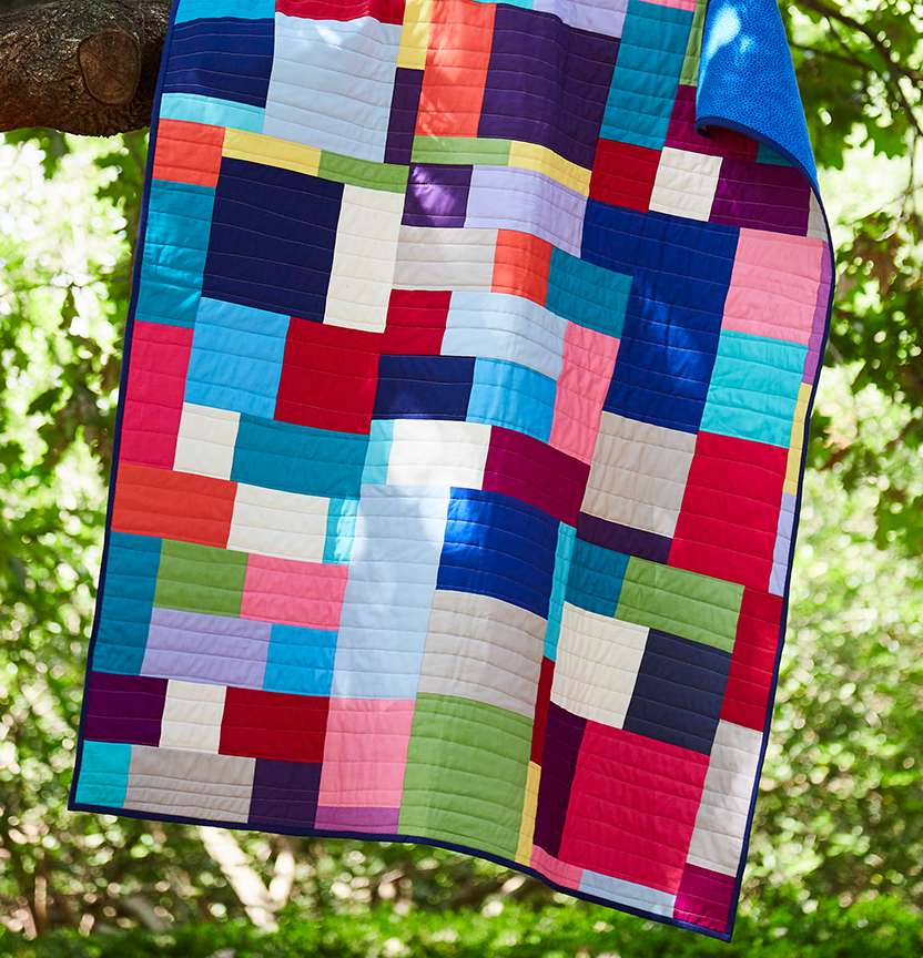 Prima Rectangles Quilt Project