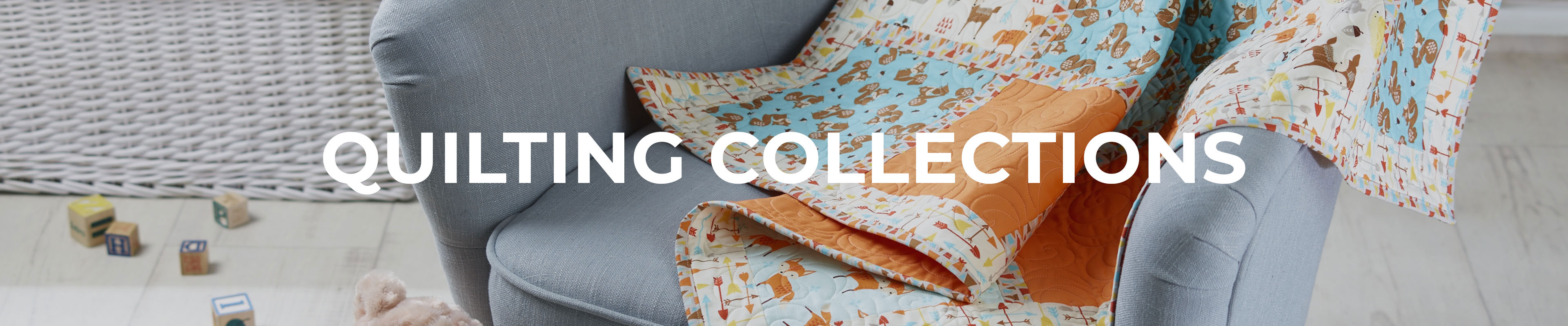 Shop Our Quilting Collections