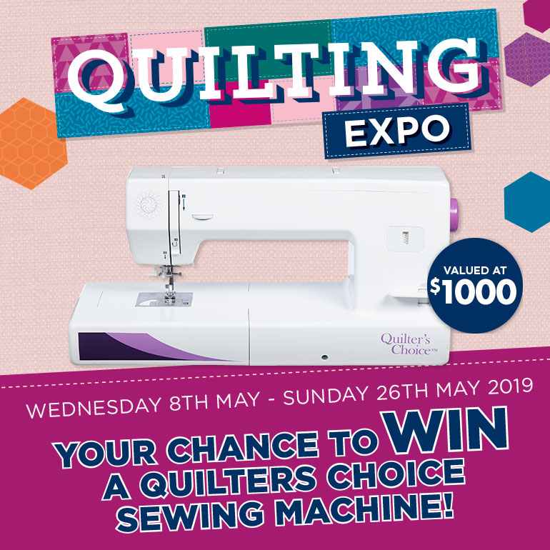 Quilting Expo Competition 2019