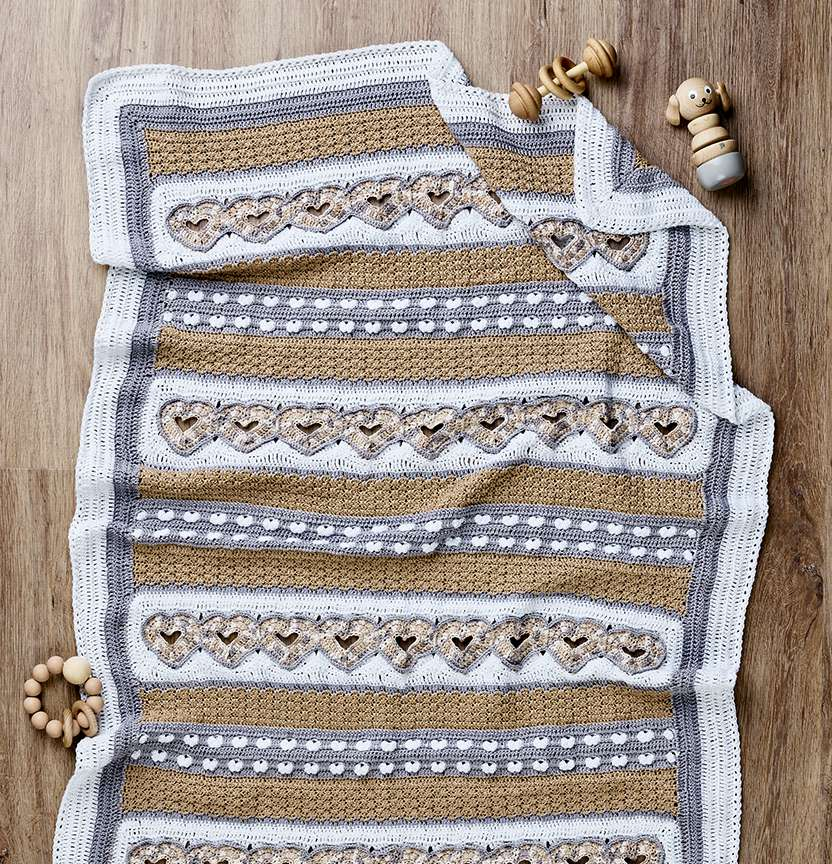 Regency Baby Blanket Project