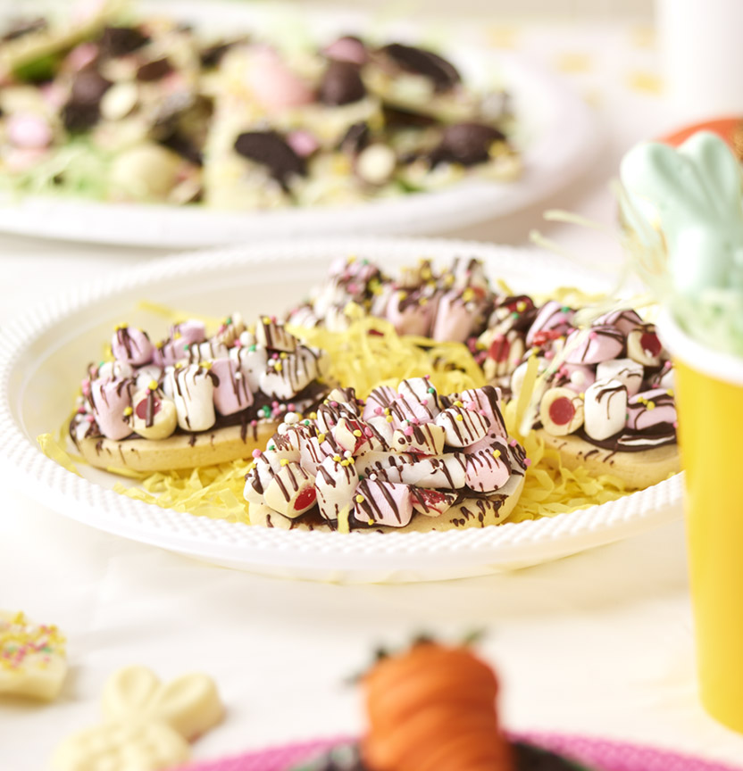 Rocky Road Easter Cookies Project