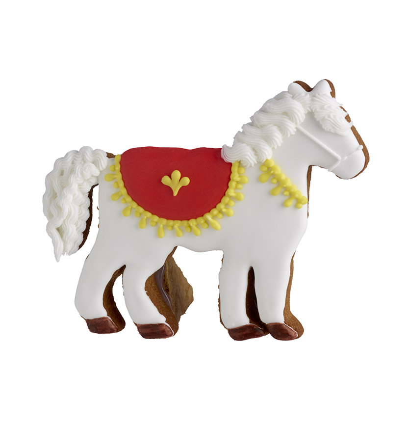 Royal Wedding Gingerbread Horse Project