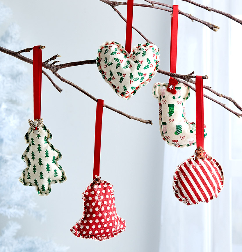 Rustic Christmas Decorations Project