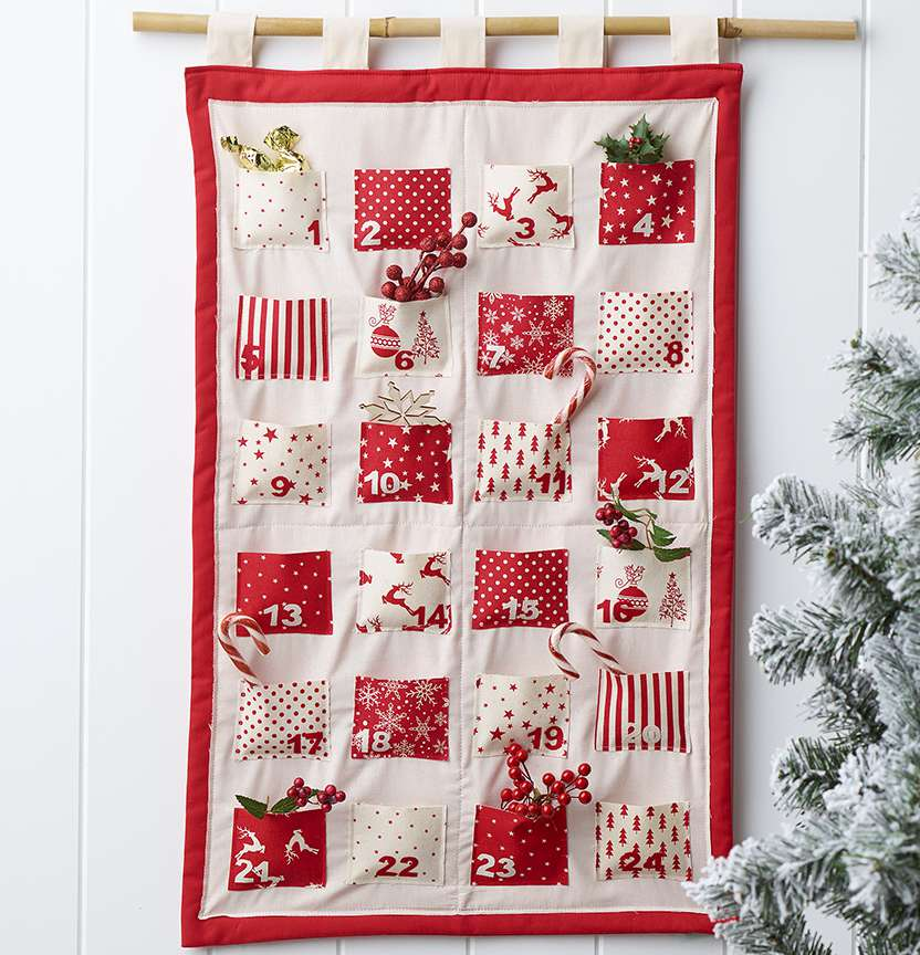 Scandi Bundles Advent Calendar Project
