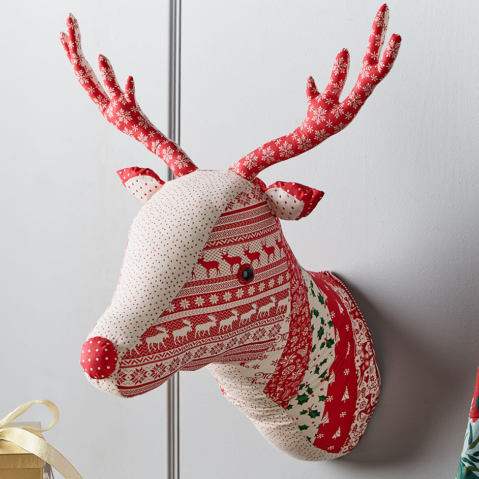 Scandi Reindeer Head Project