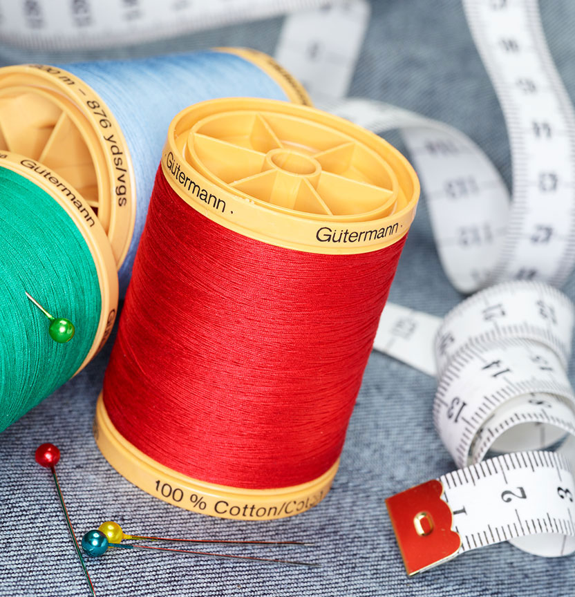 Shop Our Haberdashery Range