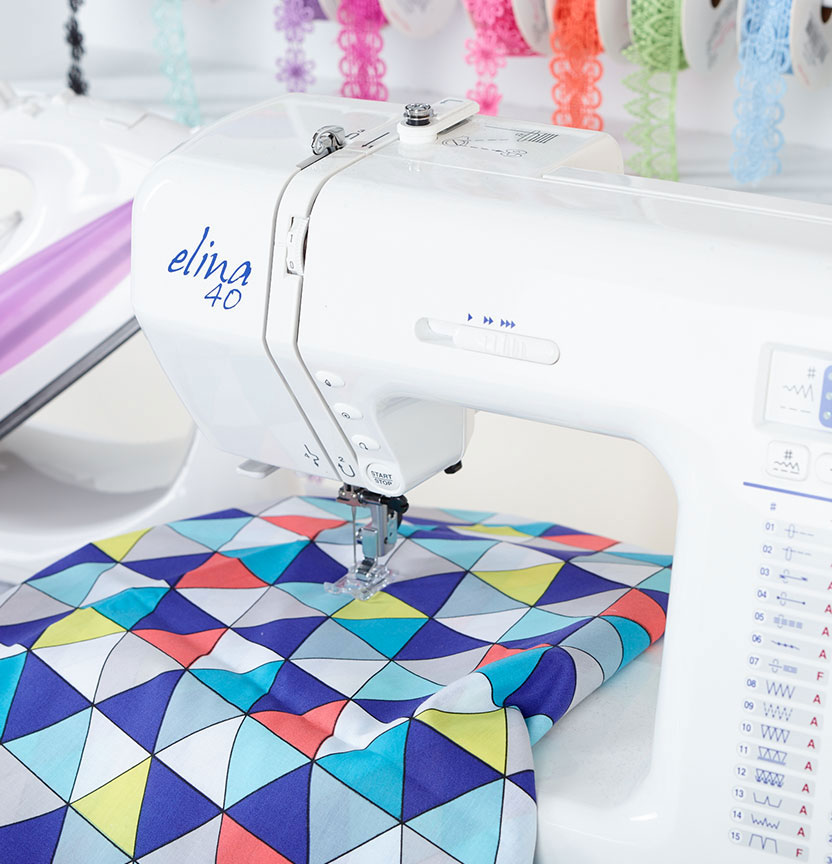 Shop Our Sewing Equipment Range