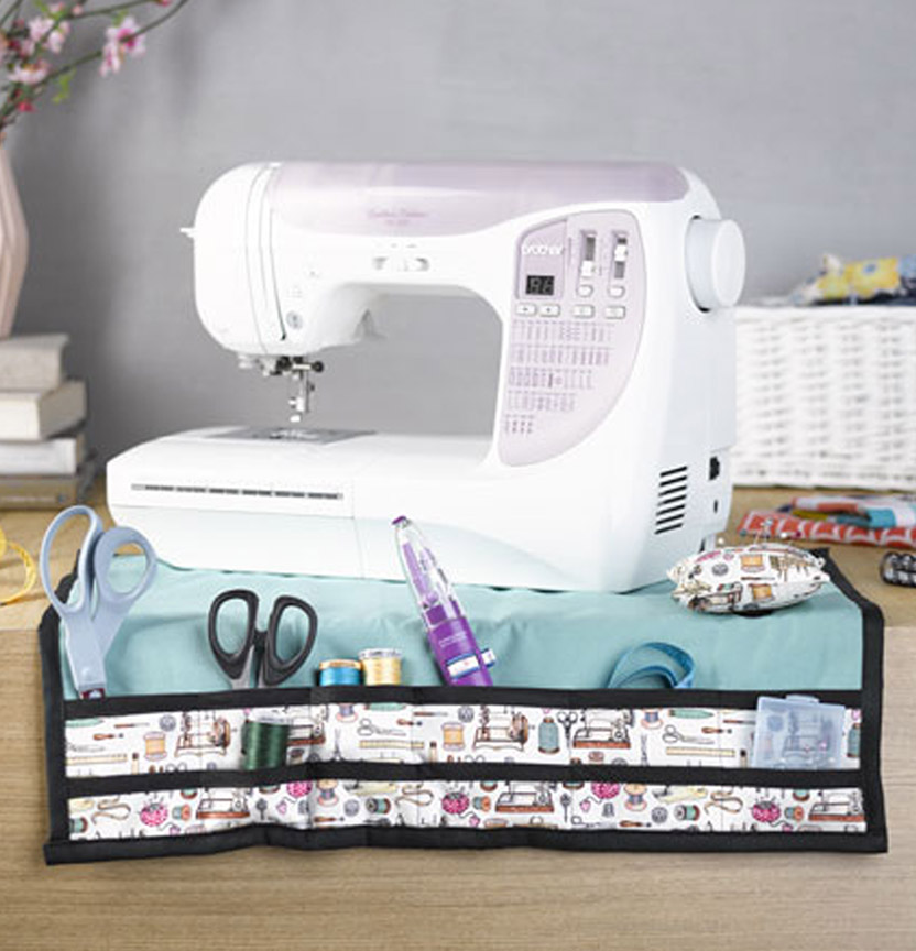 Sewing Machine Organiser Project