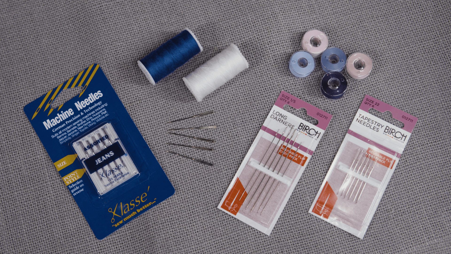 Sewing Needles Buying Guide