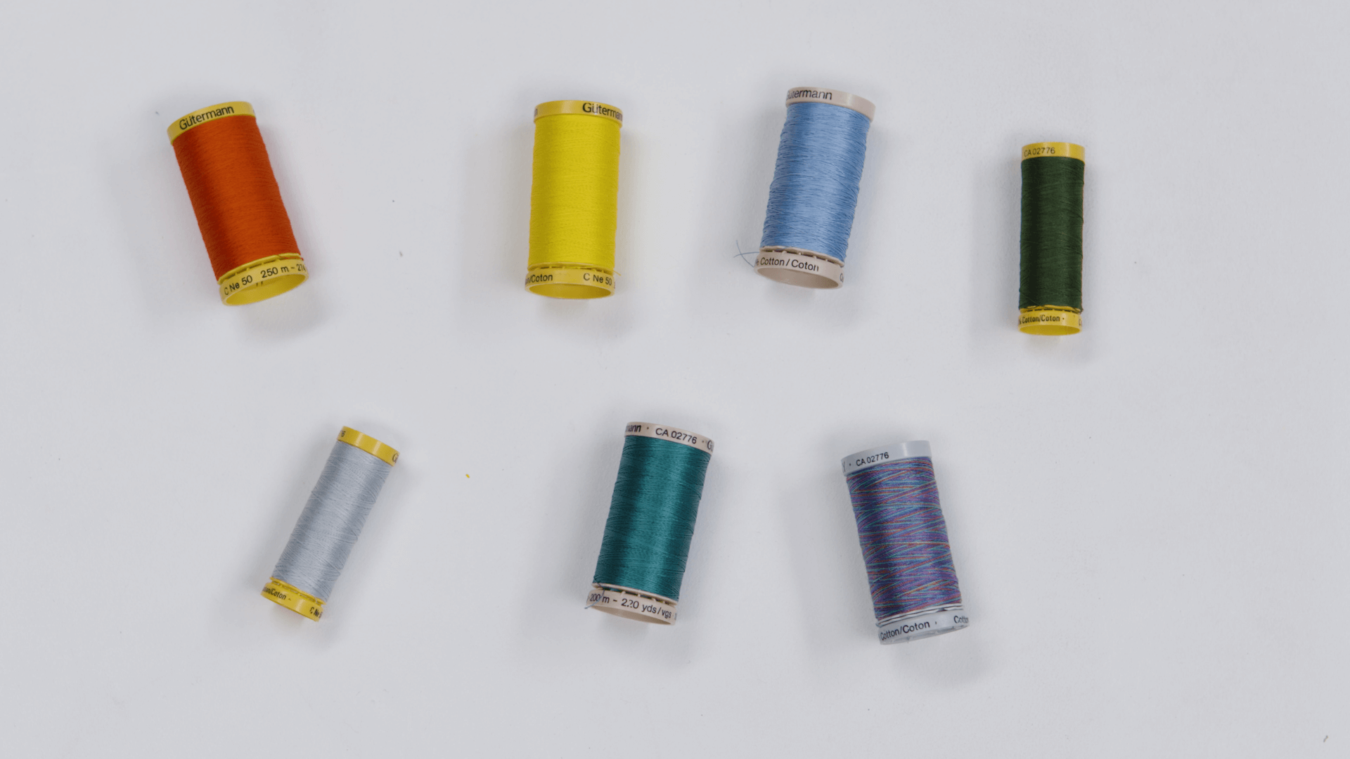 Sewing Threads Buying Guide