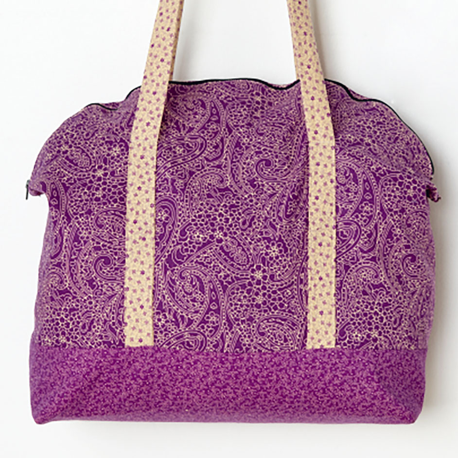 Shabby Chic Tote Bag Project