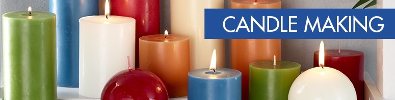 Shop Spotlight for Candle Making