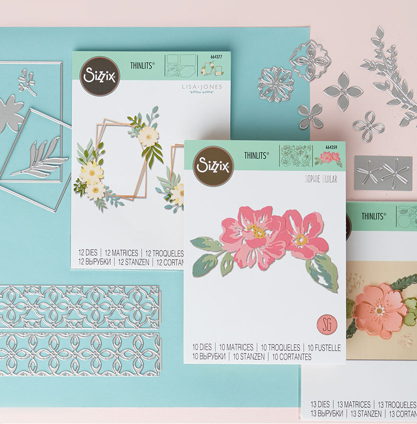 Shop Sizzix Die Cuts