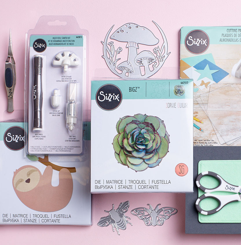 Shop Sizzix Tools & Accessories