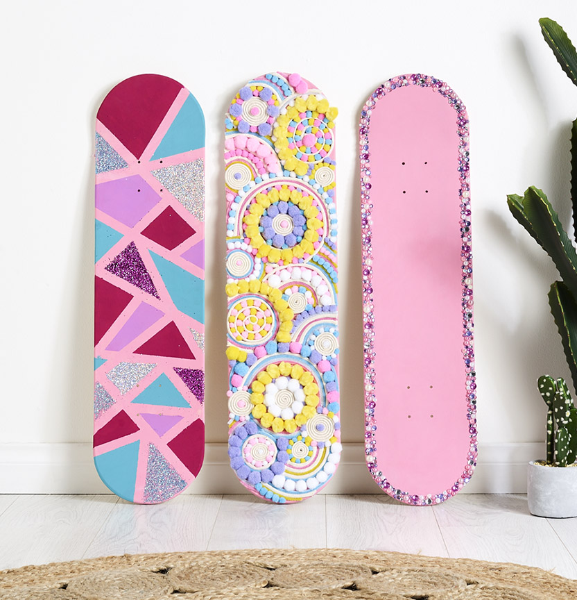 Skateboard Decks Project