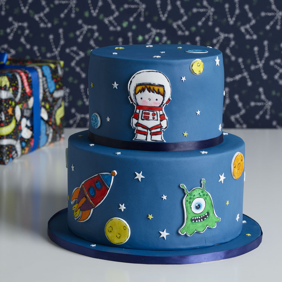 Space Cake Project