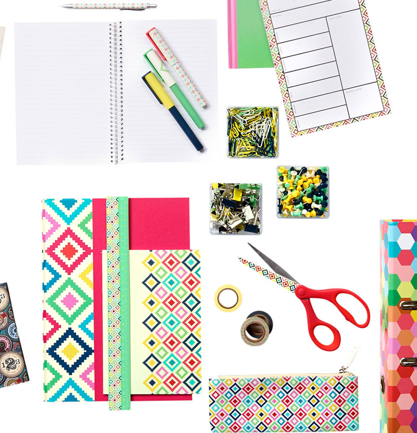 Shop Our Hexagon Fashion Stationery Range