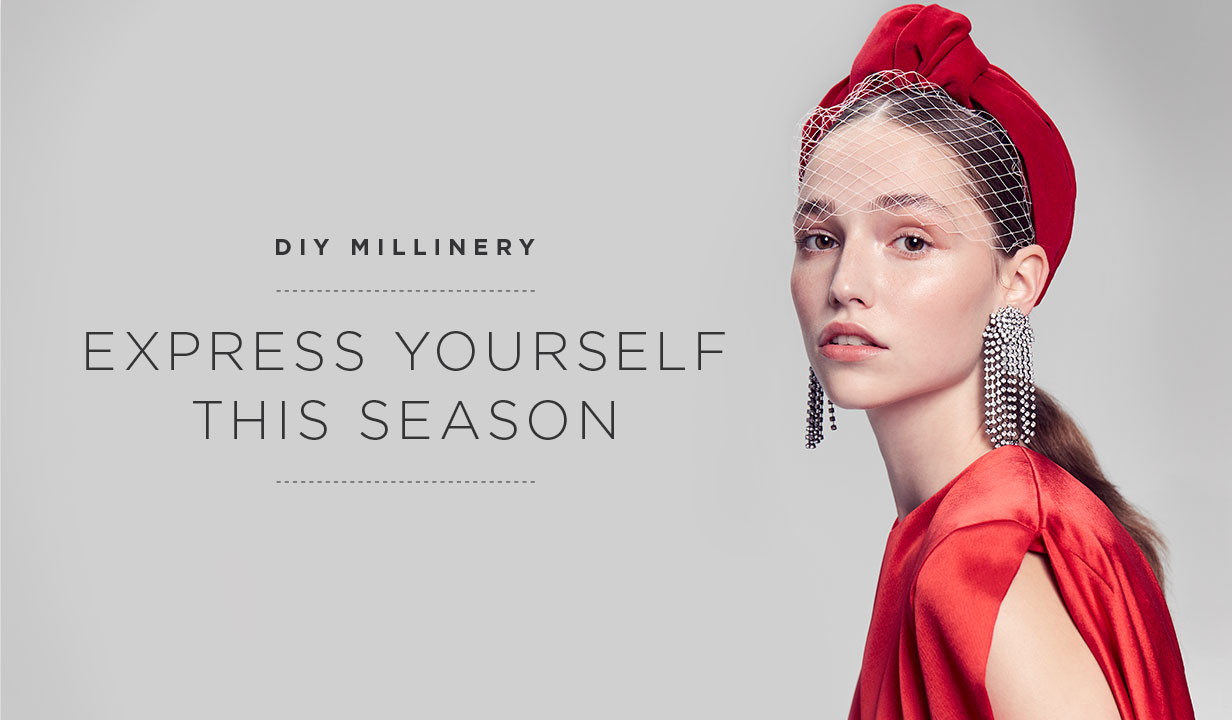 Shop Millinery