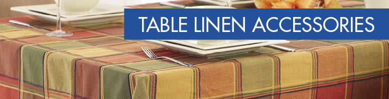 Shop Spotlight for Table Linen Accessories