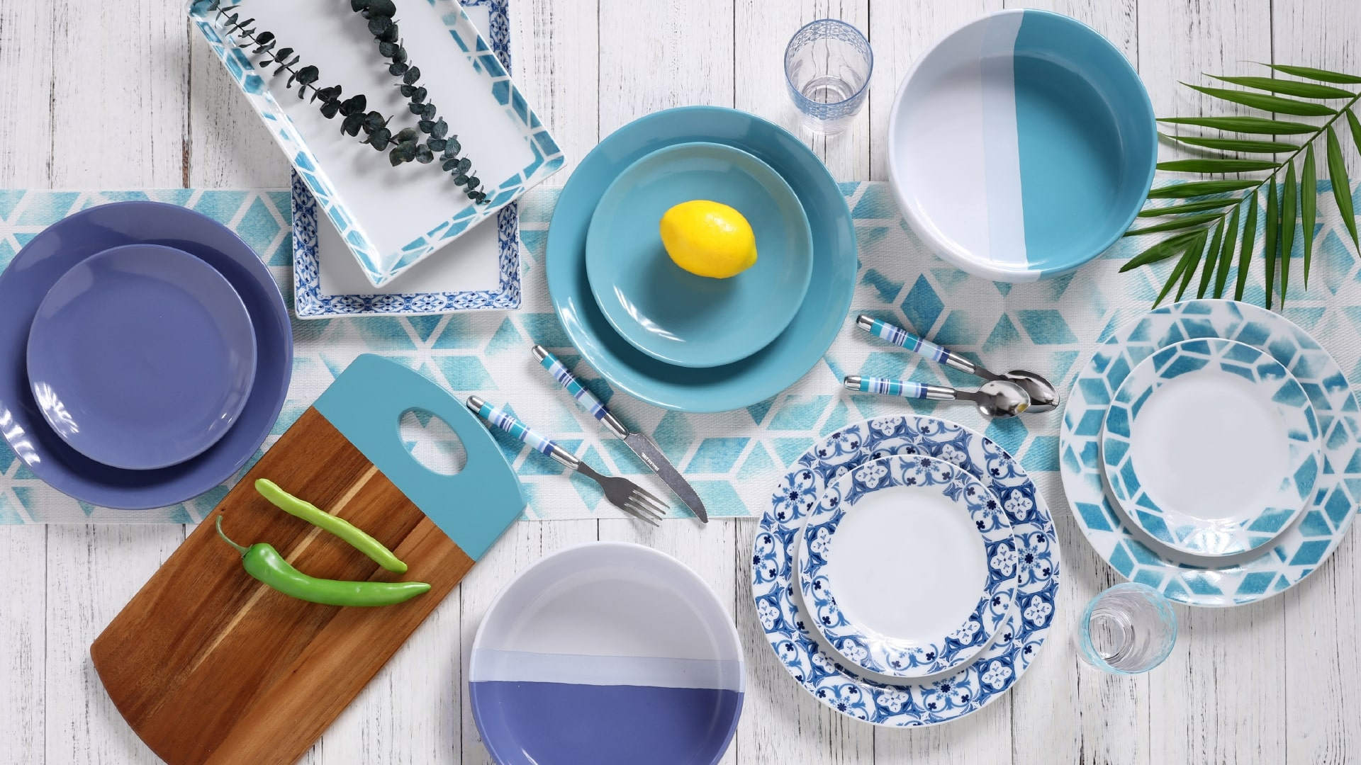 Accessorise Your Dinnerware & Table Linen