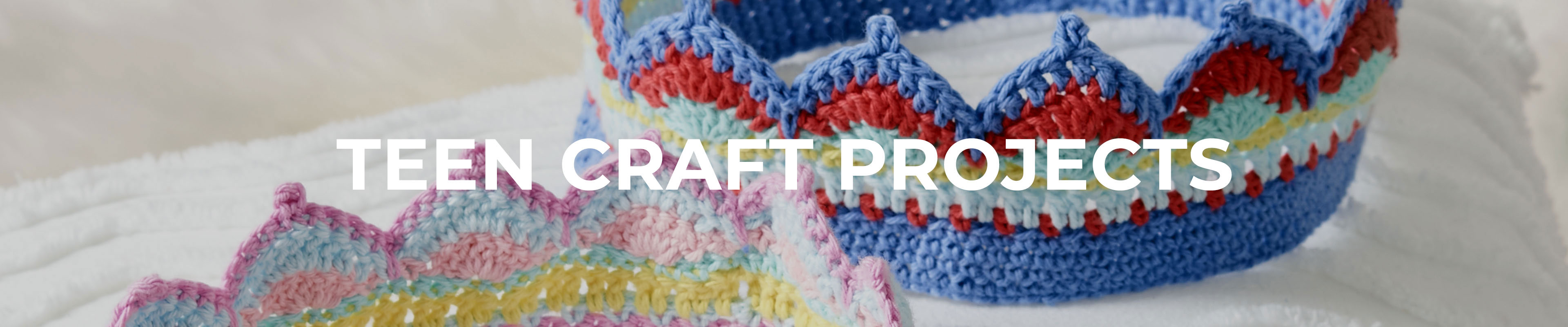 Teen Craft Projects