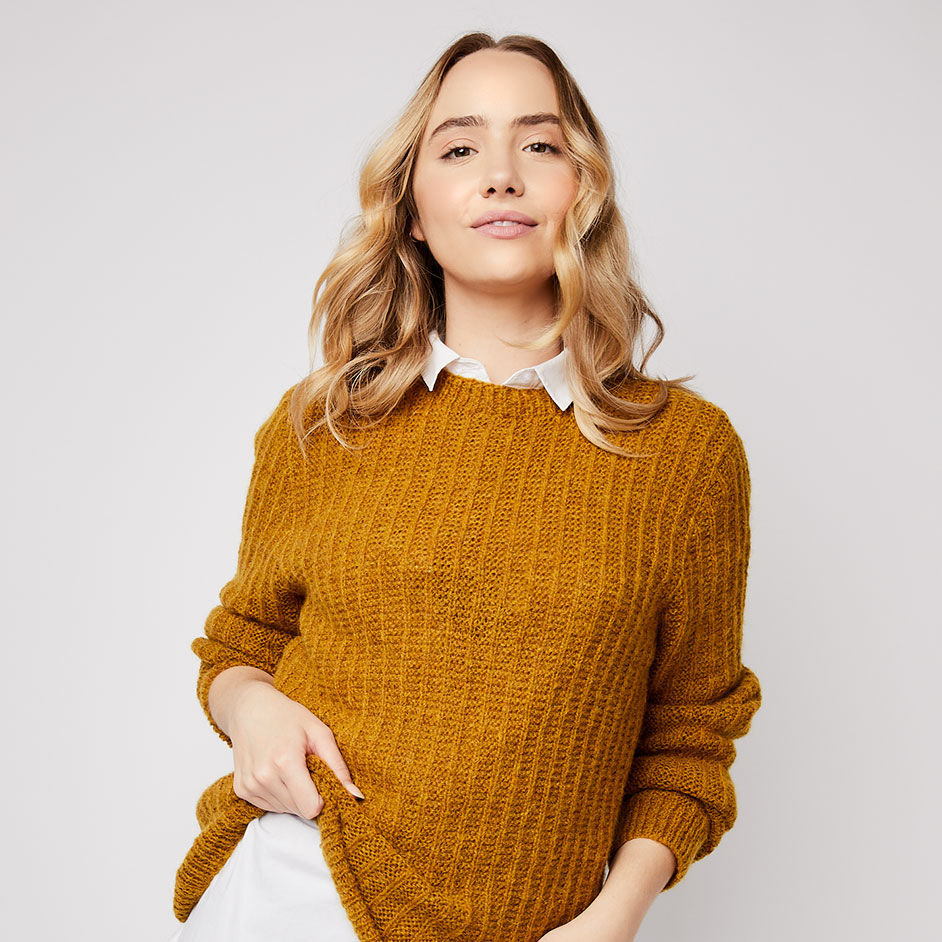 The Wind Cries Merino Unisex Jumper Project