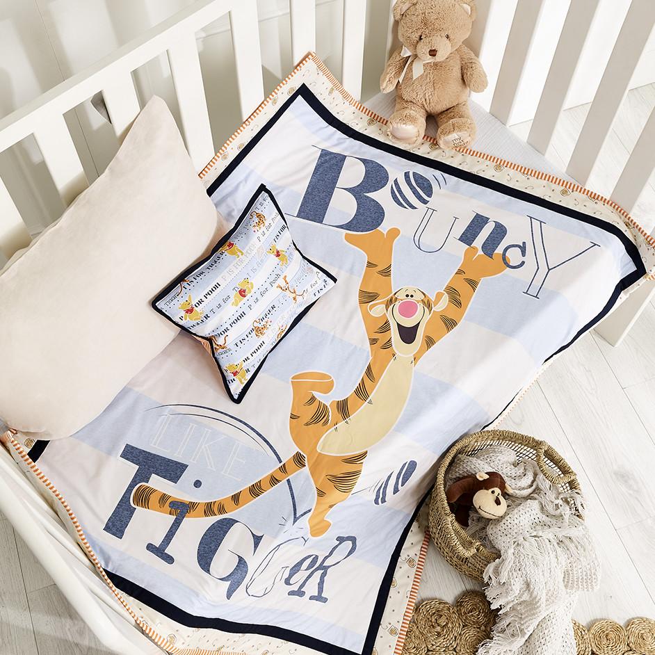 Tigger Cot Quilt & Pillow Project