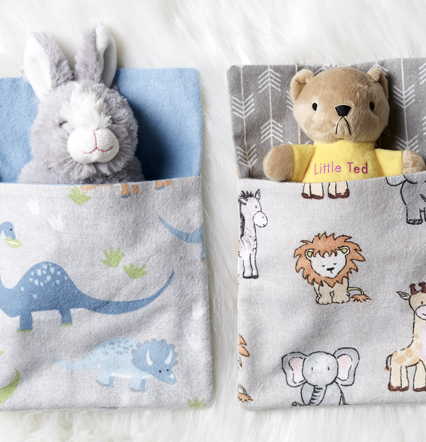 Toy Sleeping Bags Project