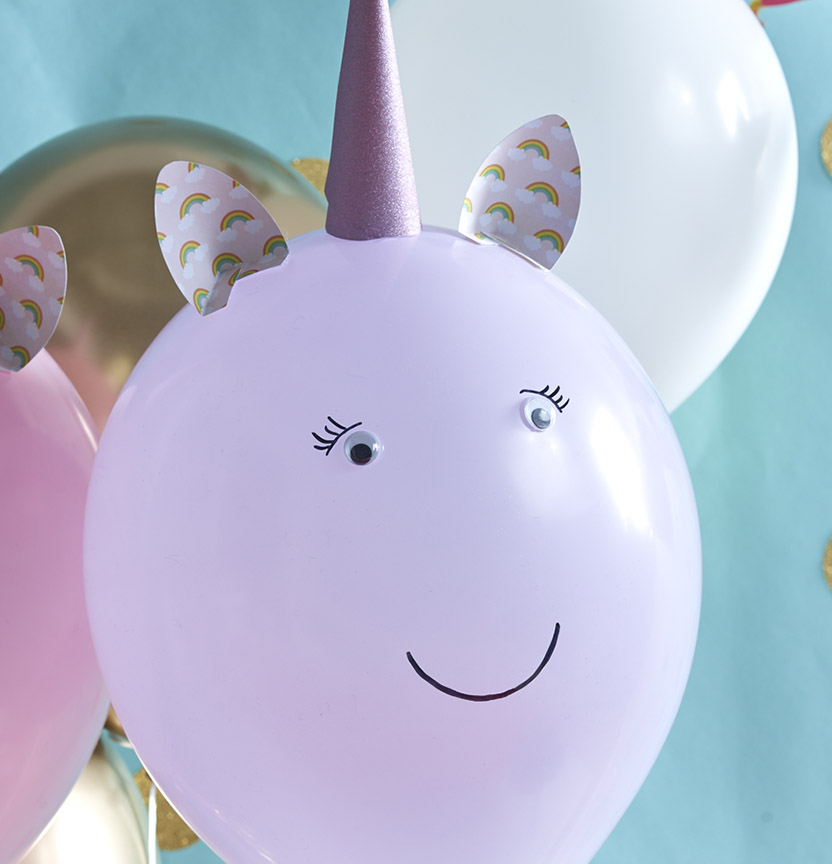 Unicorn Balloons Project